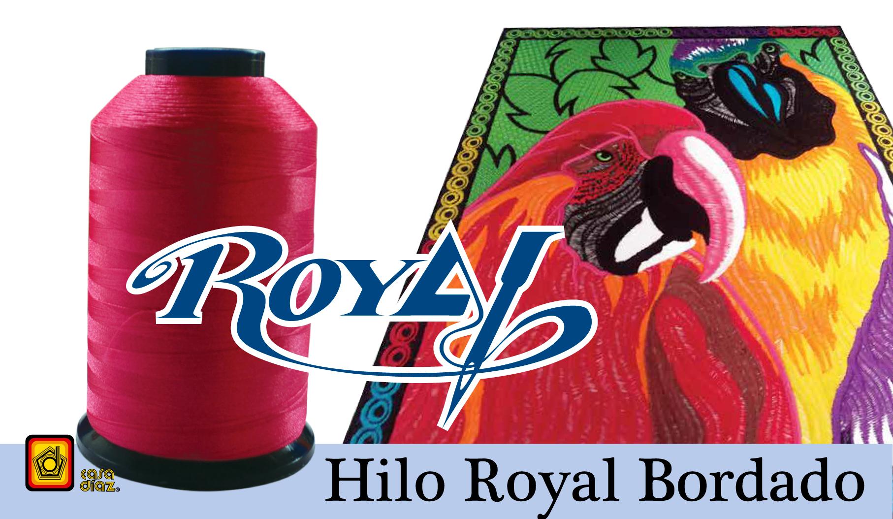 Hilo Royal Bordado
